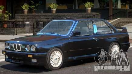 BMW M3 E30 V1.0 для GTA 4