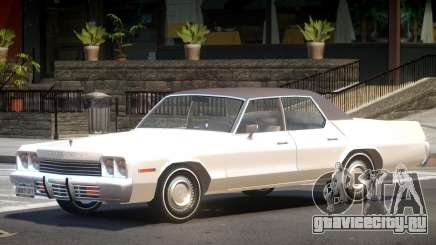 1973 Dodge Monaco Sedan для GTA 4
