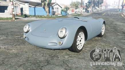 Porsche 550 Spyder 1956 для GTA 5