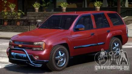 Chevrolet TrailBlazer V1.0 для GTA 4