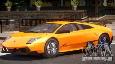 Lamborghini Murcielago Y10 для GTA 4