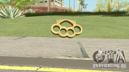 Knuckle Dusters (Default) GTA V для GTA San Andreas