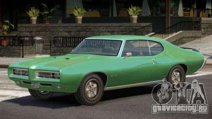 1972 Pontiac GTO V1.2 для GTA 4