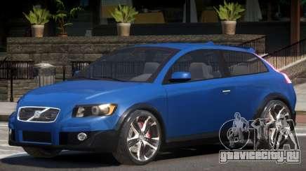 Volvo C30 V1.2 для GTA 4