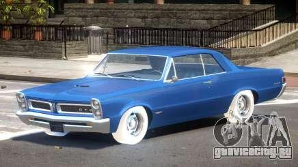 1962 Pontiac GTO для GTA 4