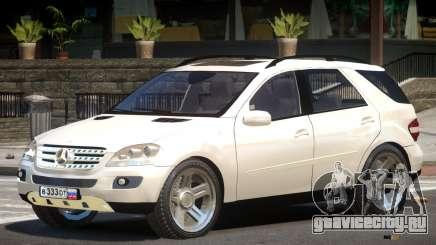 Mercedes ML500 V1.1 для GTA 4