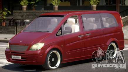 Mercedes Vito V1 для GTA 4