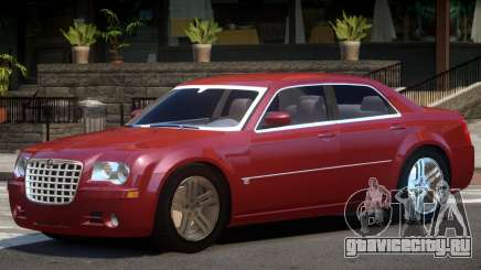 Chrysler 300C Y05 для GTA 4