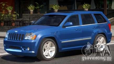 Jeep Grand Cherokee V1.0 для GTA 4