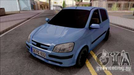 Hyundai Getz Sound Car для GTA San Andreas