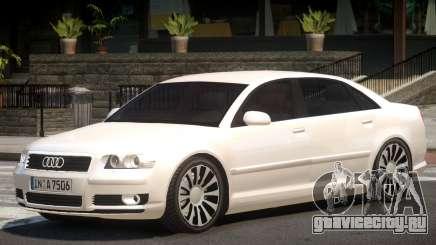Audi A8 RS для GTA 4