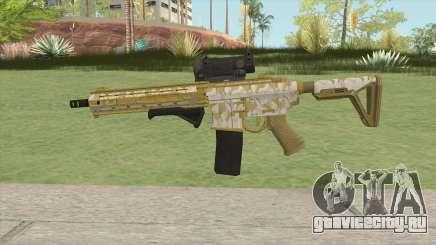 Carbine Rifle GTA V (Pixeled) для GTA San Andreas