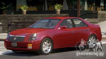 Cadillac CTS Stock для GTA 4