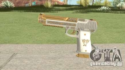 Pistol 50 (Platinum Pearl) GTA V для GTA San Andreas