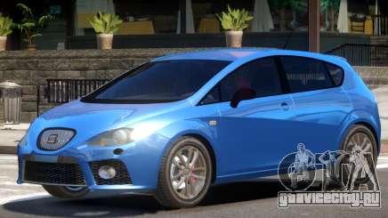 Seat Leon V1.1 для GTA 4