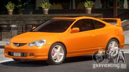 Acura RSX Upd для GTA 4