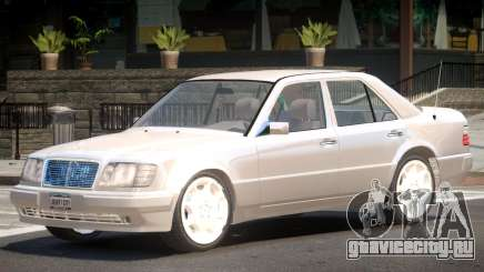 1995 Mercedes W124 V1.1 для GTA 4