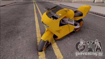 NRG-500 Civilian для GTA San Andreas
