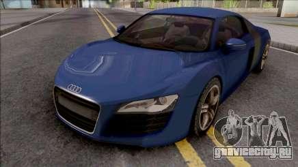 Audi R8 4.2 FSI Quattro для GTA San Andreas