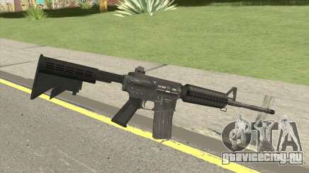 Carbine Rifle GTA IV для GTA San Andreas
