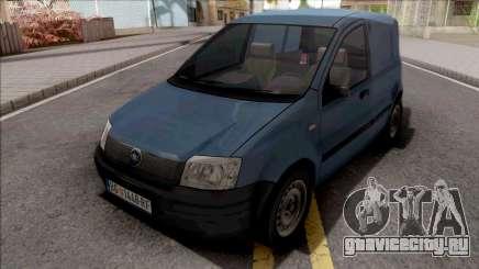 Fiat Panda Van для GTA San Andreas