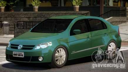 Volkswagen Voyage V1.0 для GTA 4