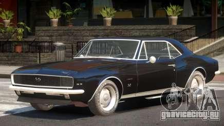 1968 Chevrolet Camaro для GTA 4
