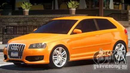Audi S3 Y06 V1.2 для GTA 4