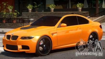 BMW M3 E92 V1.0 для GTA 4