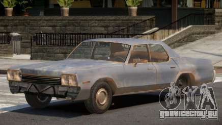 1974 Dodge Monaco (Rusty) для GTA 4