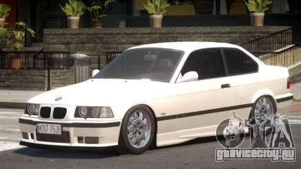 BMW M3 E36 GT для GTA 4