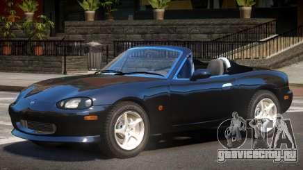 Mazda MX5 Miata V1.0 для GTA 4