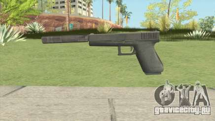 Silenced Pistol GTA IV для GTA San Andreas
