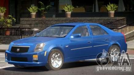 Cadillac CTS Sedan для GTA 4