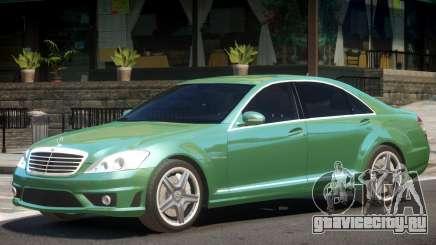 Mercedes S65 V1.2 для GTA 4
