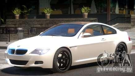 BMW M6 Y12 для GTA 4