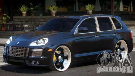 Porsche Cayenne Tuned для GTA 4