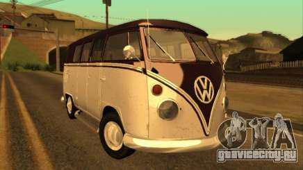 Volkswagen Bus Typ 2 1965 для GTA San Andreas