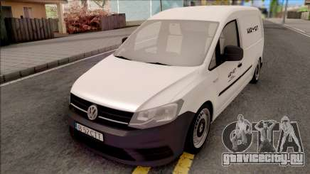 Volkswagen Caddy Hayat TV для GTA San Andreas