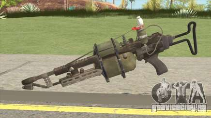 Flamethrower (RE2 Remake) для GTA San Andreas