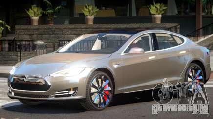 Tesla Model S2 для GTA 4
