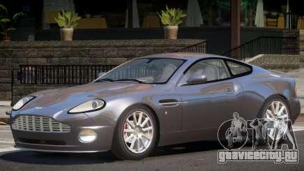Aston Martin Vanquish V1.0 для GTA 4