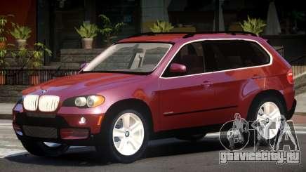 BMW X5 E70 Stock для GTA 4