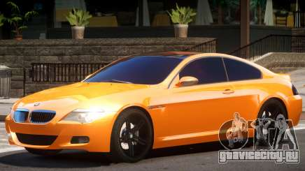 BMW M6 V1.3 для GTA 4