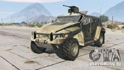 Hawkei PMV для GTA 5