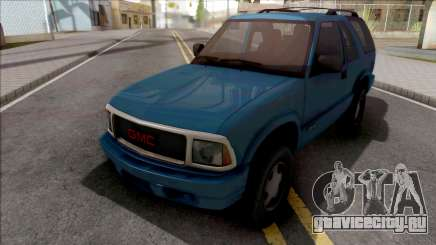 GMC Jimmy 2001 для GTA San Andreas