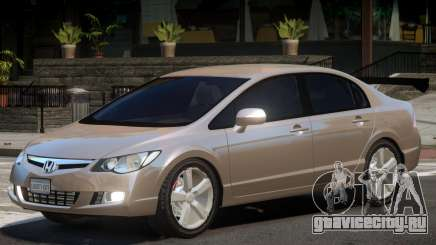 Honda Civic Y06 для GTA 4