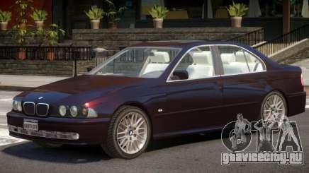 BMW 525I E39 V1.2 для GTA 4