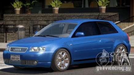 Audi S3 ST для GTA 4