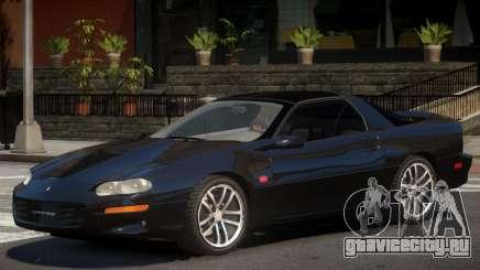 Chevy Camaro V1.2 для GTA 4